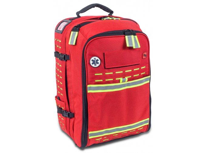 Záchranářský zdravotnický batoh Robust Red