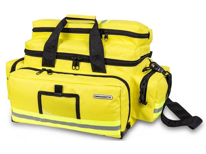Zdravotnická brašna Emergency Large Yellow zprava