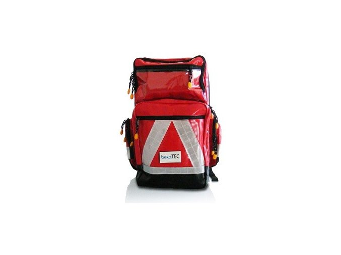 Zdravotnický batoh Bexatec Pro Large Plane vybavený ProFIREMAN