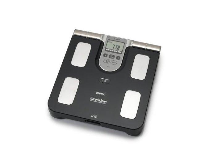 Monitor skladby těla OMRON BF508 s lékařskou váhou