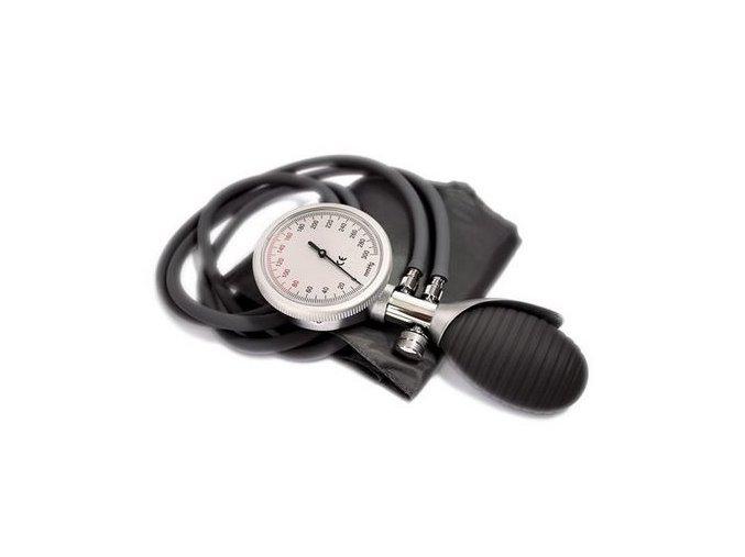 Dvouhadičkový aneroidní tlakoměr WM Praxis