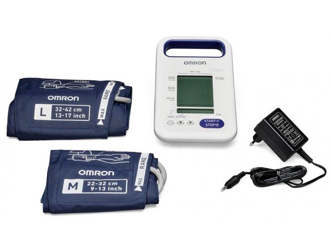 Profesionální lékařský tlakoměr Omron HBP 1320