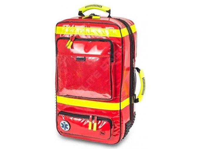 Záchranářský voděodolný batoh brašna s USB portem EMERAIRS Tarpaulin 36l.