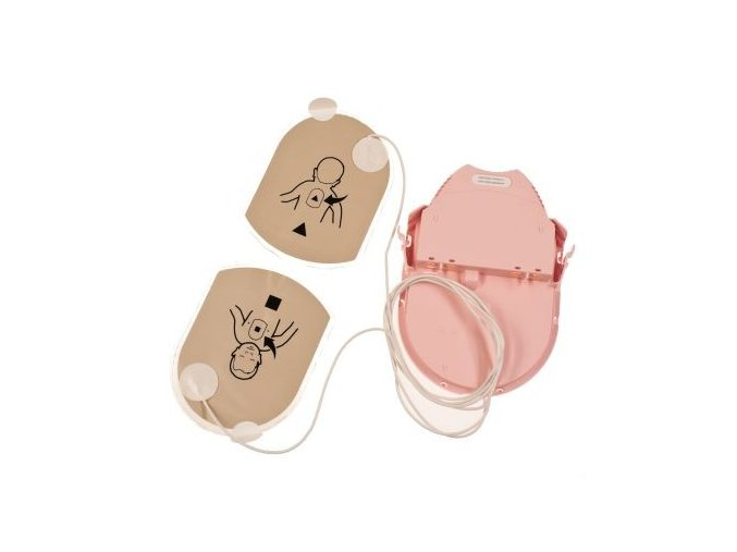 Dětské elektrody PAD-PAK a baterie pro defibrilátory HeartSine Samaritan PAD