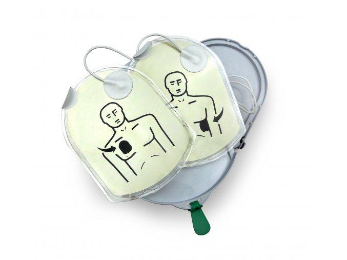 Dospělé elektrody PAD-PAK a baterie pro defibrilátory HeartSine Samaritan PAD