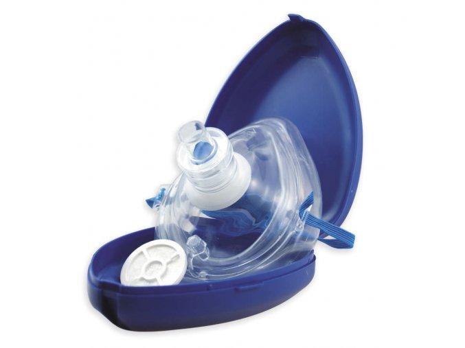 Resuscitační skládací maska Aerobag