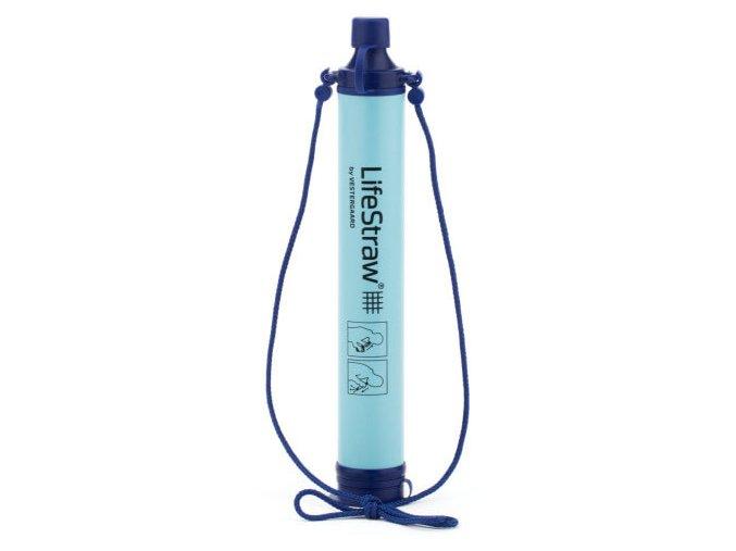 Vodní filtr pro cestovatele LifeStraw Personal
