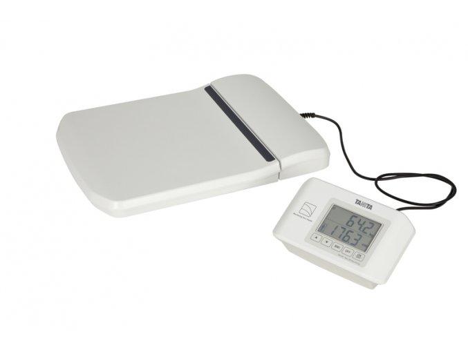 Lékařská digitální váha s funkcí BMI WB 380S