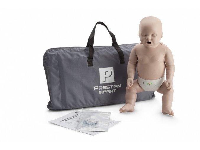 Resuscitační model kojence s KPR monitorem