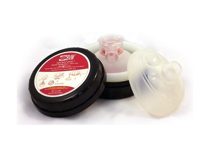 Kapesní skládací dýchací vak BVM
