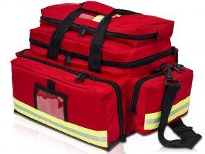 Zdravotnická brašna Emergency Large Red