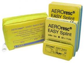 Souprava tvarovacích dlah AeroRescue Splint