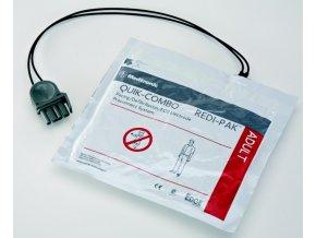 Defibrilátor Lifepak 1000 elektrody Quick Combo