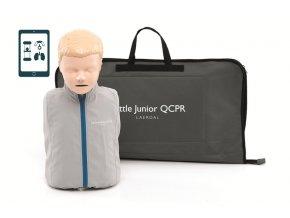 Resuscitační model dítěte Little Junior QCPR s transportní taškou