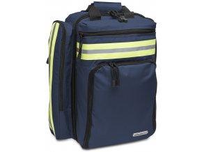 Zdravotnický batoh Rescue Dark Blue s ochranou proti dešti