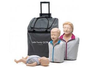 Resuscitační set Laerdal Little Family Pack QCPR