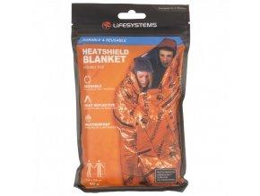 Izotermická folie Heatshield Thermal Blanket pro dvě osoby