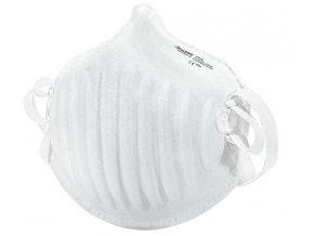 Nanovláknový respirátor s aktivním stříbrem BreaSAFE AntiCovid se záchytem virů vyšší než 99,5 % pro opakované použití