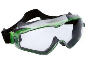 Ochranné brýle Univet 6x3 čiré