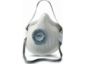 Ochranný obličejový respirátor Moldex Classic třídy FFP3 proti virům a bakteriím