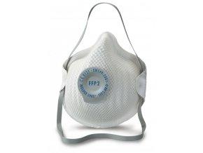 Obličejový ochranný respirátor třídy FFP2 proti virům a bakteriím Moldex Classic