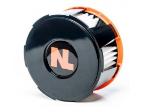 Náhradní vyměnitelný nanovláknový filtr P2 pohled