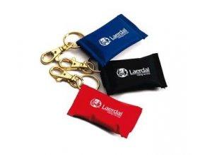 Resuscitační rouška Laerdal Face Shield klíčenka