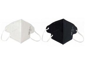 Nanovláknový respirátor FFP2 BreaSAFE Mask pro opakované použití