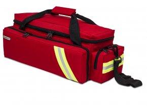Zdravotnická resuscitační brašna batoh Oxy bag 34 l.