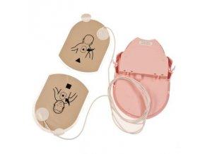 Dětské elektrody PAD-PAK pro defibrilátory HeartSine Samaritan PAD