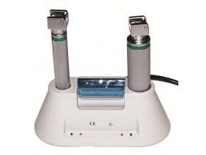 Nabíječka pro laryngoskopy a otoskopy