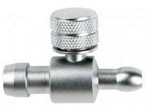 Výpustný ventil s utahovacím šroubem pro tlakoměr Mercurius E