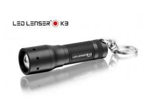 Svítilna LED LENSER K3