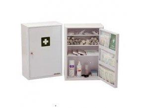 Nástěnná lékárnička Medisan D - plná 13169 DIN