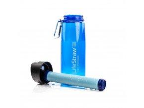 Cestovní vodní filtr LifeStraw Go s nádobou 650 ml.