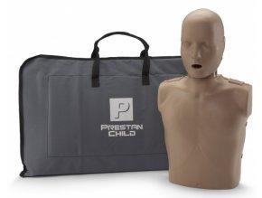 Resuscitační model dítěte s KPR monitorem