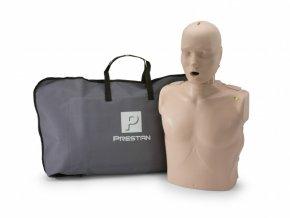 Resuscitační model dospělého s KPR monitorem