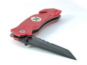 Záchranářský zavírací nůž 2v1 EMS