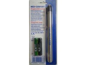 Diagnostická kovová svítilna Comfort
