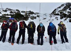 Zimní Rescue camp3
