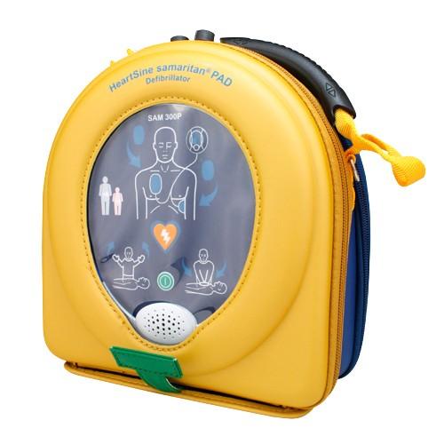 HeartSine PAD 300P defibrilátor AED