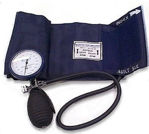 Aneroidní tlakoměr Basic I