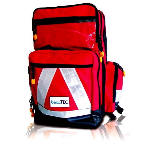 Zdravotnický batoh Bexatec Pro Large Edt Barva: Červená