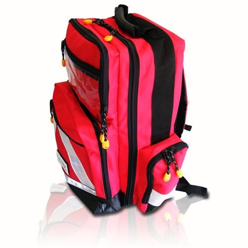 Zdravotnický batoh Bexatec Pro Large Edt - vybavený Profi Barva: Červená