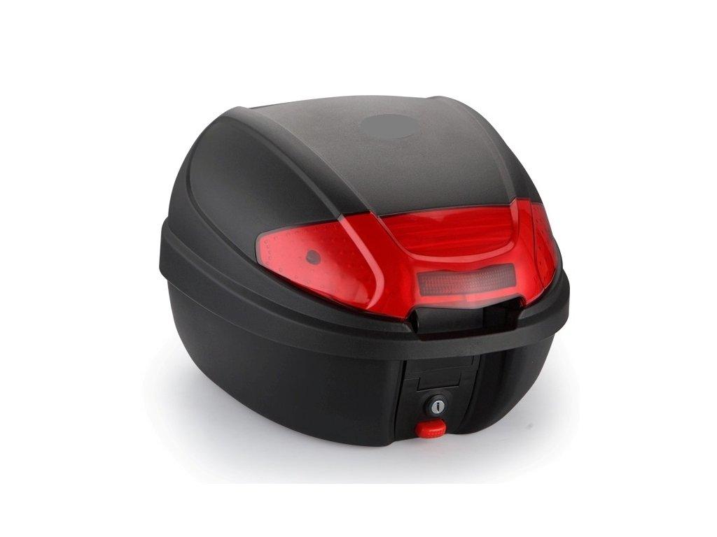 AZ30 Moto kufr černý 30 litrů
