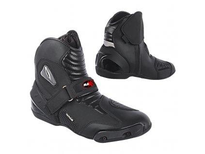 nf 6032 boty black