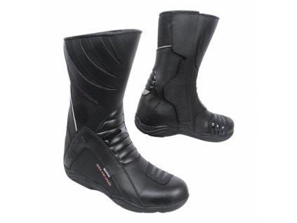 nf 6051 boty black