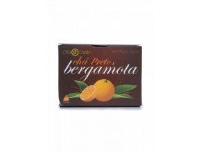 Černý čaj Preto s bergamotem