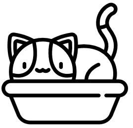 Toalety pro kočky, kočičí wc