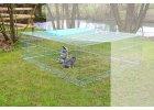Rozšíření k výběhu 51000 KERBL 230 x 76 x 70 cm